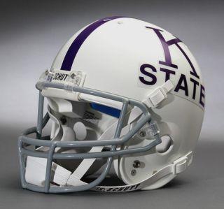 Kansas State Wildcats 1966 Gameday Football Helmet
