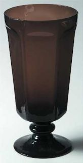 lenox crystal pattern antique brown piece iced tea glass size 6