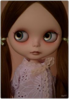 OOAK Rerooted Custom Blythe Doll ★★stable Customhouse 28