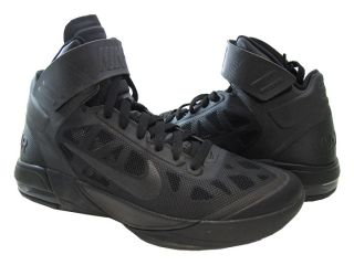 New Nike Mens Air Max Fly by Black Black Basketball Shoes US 9