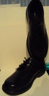 Boys Falls Creek Black Lace Up Dress Shoes Size 2 3 4 1 2
