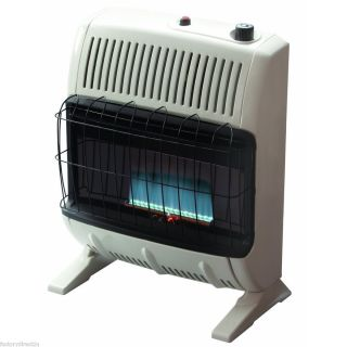 Mr Heater MHVFB30TBLP 30 000 BTU Vent Free Blue Flame Propane LP New