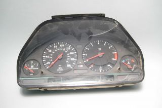 BMW E34 M5 M Instrument Cluster Speedometer 91 92 93 Used