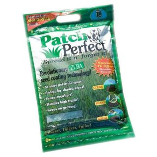 PATCH PERFECT Combination Grass Seed Lawn Repair AS SEEN ON TV Thick
