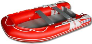 Sale 9ft 6in Azzurro Mare Inflatable Sport Boat Dinghy AM290 Red Sale