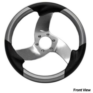 Mastercraft MS5333551KD 13 3 4 in Boat Steering Wheel