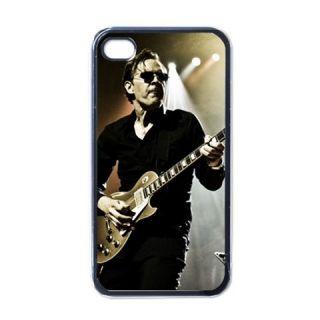 Bonamassa Custom Apple Iphone 4 S Case Black Bloodline Band Blues Rock