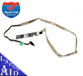 HP G62 Webcam Web Camera Board Cable Genuine OEM Laptop Tested