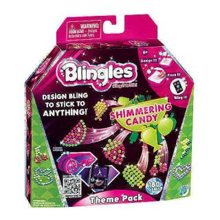 New Blingles Theme Pack Shimmering Candy in Hand Fast Shipping