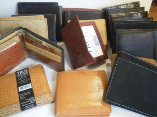Deluxe WALLETS Real Genuine LEATHER Mens Wallet NEW Wholesale