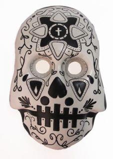 Chemical Romance Skull Mask Black Parade Dia de los Muertos Bob Bryar
