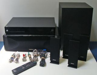 Sony Blu Ray 3D Surround Sound Home Theater System