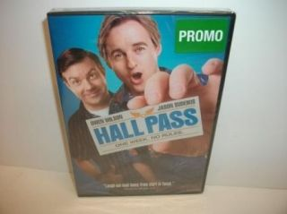 Hall Pass (DVD hot Movie) NEW sealed  OWEN WILSON Nicky Whelan