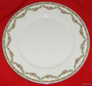 Thun Bohemia Dinner Plate China Czechoslovakia