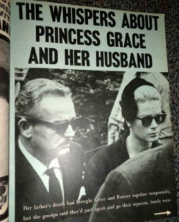1960 Fabian Grace Kelly Elvis Presley Gina Lollobrigida