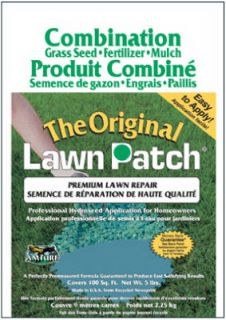 LB AMTURF SUN & SHADE LAWN PATCH GRASS SEED 34332