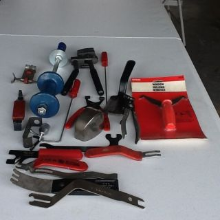 KD Matco Mac Blue Point OTC Kent Moore Tama Assorted Body Tools