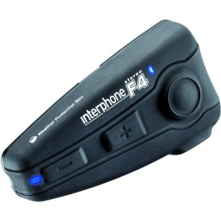 F4 Intercom Motorcycle Bike Waterproof Bluetooth Headset System