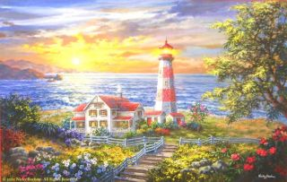ENCHANTMENT by NICKY BOEHME 1000 PIECE SUNSOUT JIGSAW PUZZLE   NEW