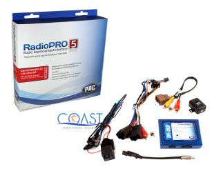 RP5 GM31 RADIO REPLACEMENT INTERFACE FOR GM W ONSTAR & 29 BIT DATA BUS