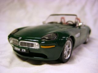 BMW Z8 Roadster Cararama Diecast Car Model 1 43 1 43