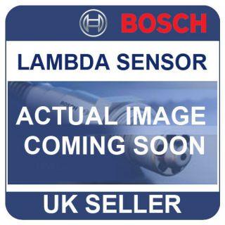 LS86627 Bosch Lambda Oxygen Sensor Hyundai Getz 1 4i 09 05 06 09