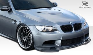 2008 2012 BMW M3 E92 E90 Duraflex T Design Front Lip Spoiler Body Kit
