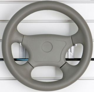 Boat Steering Wheel Soft Grip Marine Grade 3 4 Keyed Shaft 13 1 2