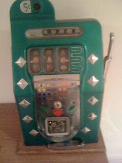 Cent Mills Diamond Front Slot Machine