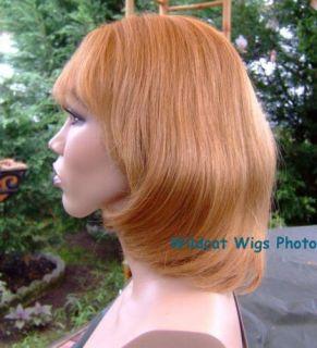 New Human Hair Bob Wig Dakota Color Choice