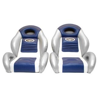 Stratos Champion AquaFlex Boat Bucket Seat Set