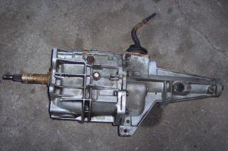 Borg Warner T5 T 5 5 Speed Manual Transmission S10 Electric Speedo