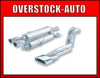 Borla 140111 Catback Exhaust 2004 2005 Dodge RAM SRT 10