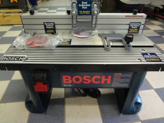 Bosch 2 1 4 hp fixed base electronic router and router table base bosch router table ra1180 benchtop new display keyboard keysfo Gallery