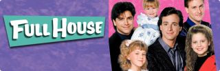 FULL HOUSE   The Complete Series Collection [32 DVD Set], *NEW