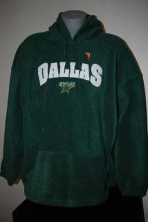 New Dallas Stars NHL Hockey Hooded Fleece Hooded Jacket Hoodie Jacket