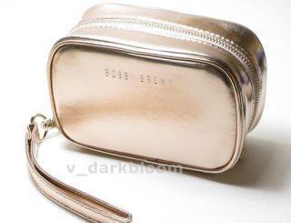 Bobbi Brown Cosmetic Bag Makeup Palette Holder Case New