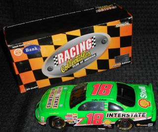 Bobby Labonte 18 Interstate Lmt Edition Bank 1 24 1997 NASCAR Die Cast