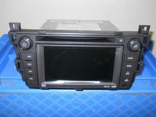 2007 2010 Cadillac DTS Navigation DVD CD  Radio