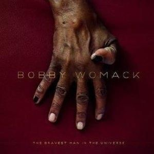 CENT CD Bobby Womack The Bravest Man In the Universe 2012 NO ART