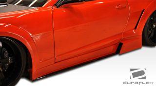 2010 2011 Chevrolet Camaro Hot Wheels Widebody Body Kit
