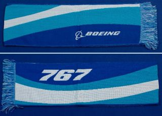 Brand New Boeing Aircraft Company 767 Commericial Airliner Stadium