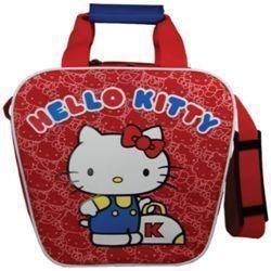 Brunswick Hello Kitty 1 Ball Bowling Bag