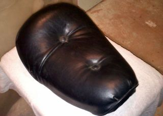 Harley Davidson Sportster Solo Pillow Motorcycle Seat XL 883 1200