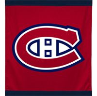 Big Montreal Canadiens Boys Hockey Wall Hanging Decor