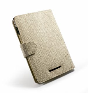 Eco Nique Hemp Case Cover for Barnes Noble Nook Color