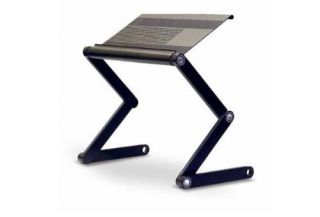 Vented Laptop Table Desk Portable Bed Tray Book Stand