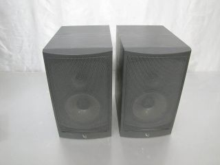 Infinity RS2 Bookshelf Speakers