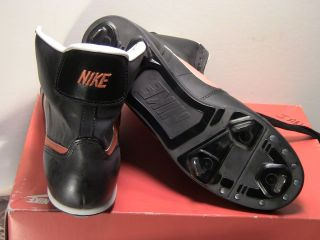 Nike high top Brady Anderson Baseball metal Cleats New In Box 11