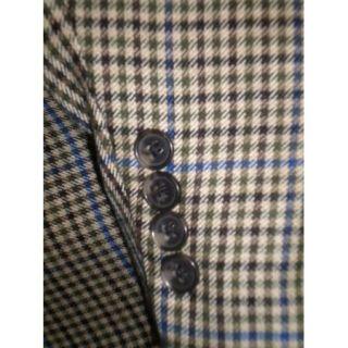 Arnold Brant Tan 3 Button Sport Coat 54 R Loro Piana Pure Cashmere